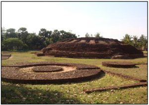 Buddhist Stupas at Adurru