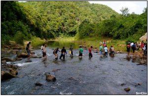 RAMPA WATER FALLS